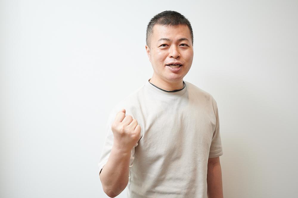 高野秀敏氏