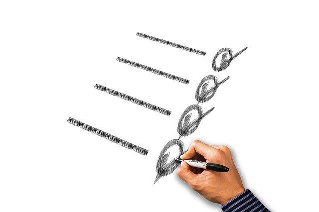 求職活動実績の注意ポイント